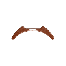 Магнитные вставки Brown Leather на стремена Green Composite от Flex-on