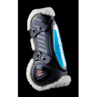 Передние ногавки с мехом eSchock от Equick